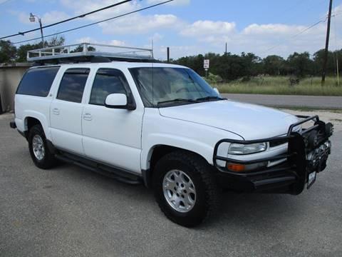 2003 Chevrolet Suburban for sale in Austin, TX
