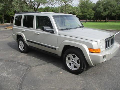 2008 Jeep Commander for sale in Austin, TX