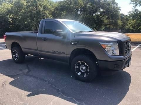 Cars For Sale Austin Tx >> 2017 Nissan Titan Xd For Sale In Austin Tx