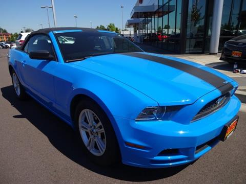 2013 Ford Mustang for sale in Salem, OR