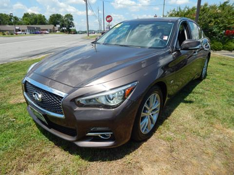 2016 Infiniti Q50 for sale in Fayetteville, TN