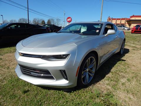 2017 Chevrolet Camaro for sale in Fayetteville, TN