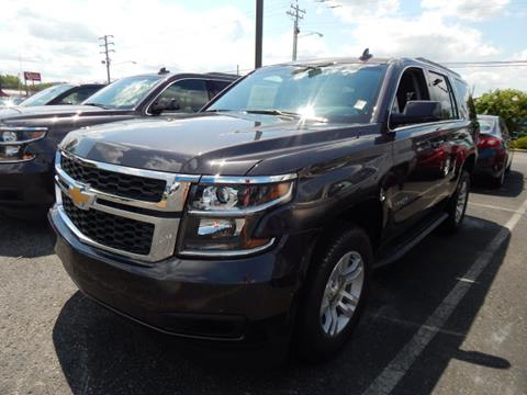 2017 Chevrolet Tahoe for sale in Fayetteville, TN