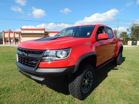 2018 Chevrolet Colorado for sale in Fayetteville, TN