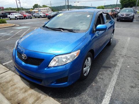 2009 Toyota Corolla for sale in Fayetteville, TN