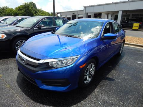 2016 Honda Civic for sale in Fayetteville, TN