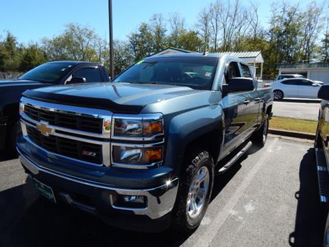 2014 Chevrolet Silverado 1500 for sale in Fayetteville, TN