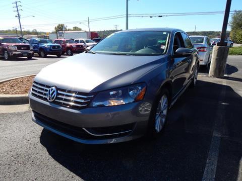 2012 Volkswagen Passat for sale in Fayetteville, TN