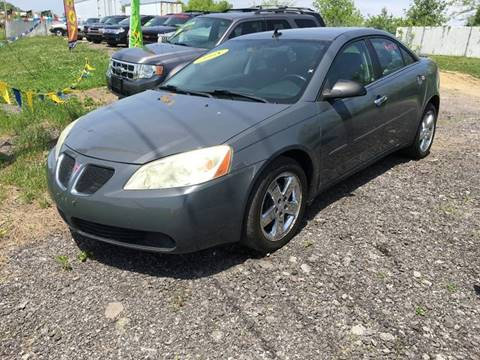 2008 Pontiac G6 for sale in Washington Court House, OH
