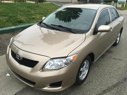 2009 Toyota Corolla for sale in Rancho Cordova, CA