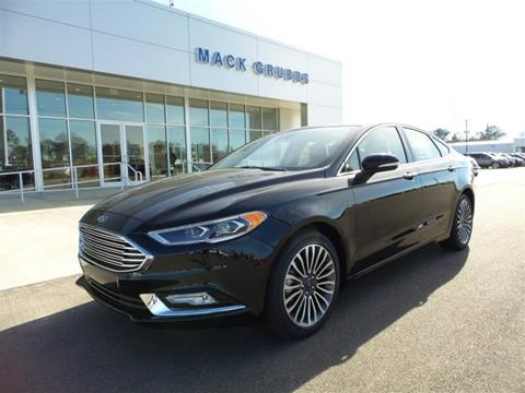 2017 Ford Fusion for sale in Columbia, MS