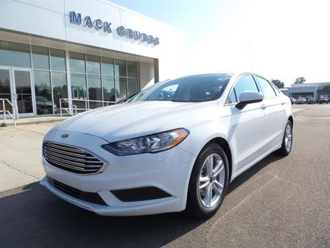 2018 Ford Fusion for sale in Columbia, MS