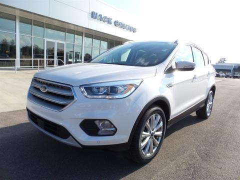 2018 Ford Escape for sale in Columbia, MS