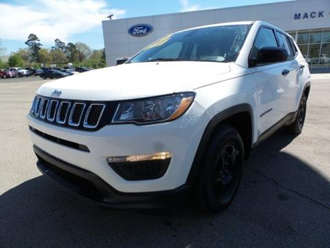 2017 Jeep Compass for sale in Columbia, MS