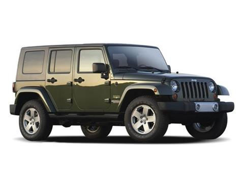 2009 Jeep Wrangler Unlimited for sale in Columbia, MS