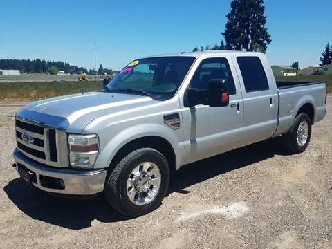 2010 Ford F-250 Super Duty for sale at Salem Auto Market in Salem OR