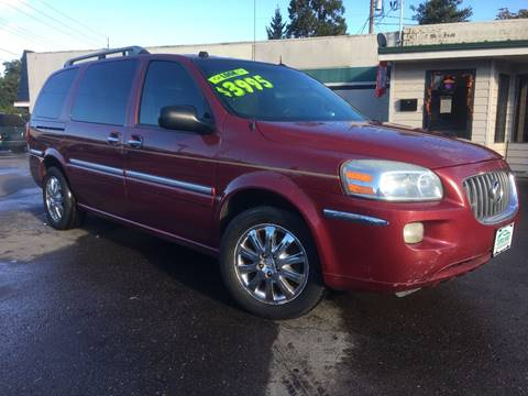 2005 Buick Terraza for sale in Salem, OR