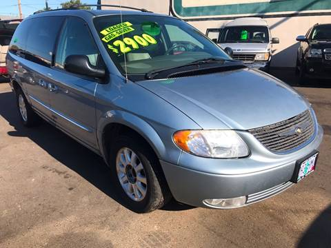 2003 Chrysler Town and Country for sale in Salem, OR