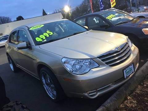 2010 Chrysler Sebring for sale at Salem Auto Market in Salem OR