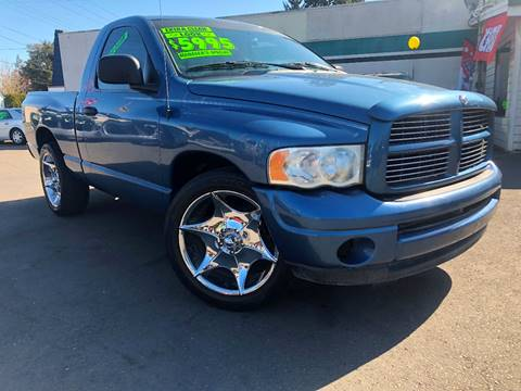 2003 Dodge Ram Pickup 1500 for sale at Salem Auto Market in Salem OR