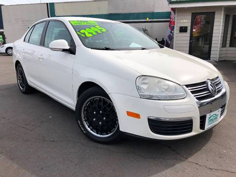 2008 Volkswagen Jetta for sale at Salem Auto Market in Salem OR