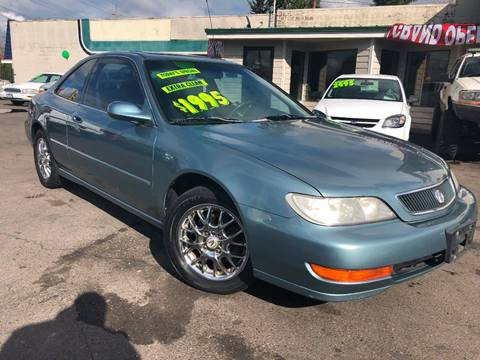 1998 Acura CL for sale at Salem Auto Market in Salem OR
