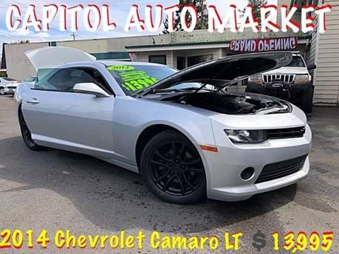 2014 Chevrolet Camaro for sale in Salem, OR