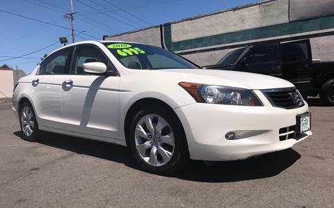 2010 Honda Accord for sale in Salem, OR