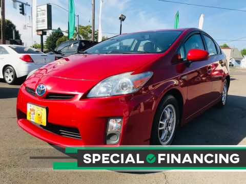 2010 Toyota Prius for sale at Salem Auto Market in Salem OR