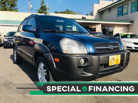 2006 Hyundai Tucson for sale at Salem Auto Market in Salem OR