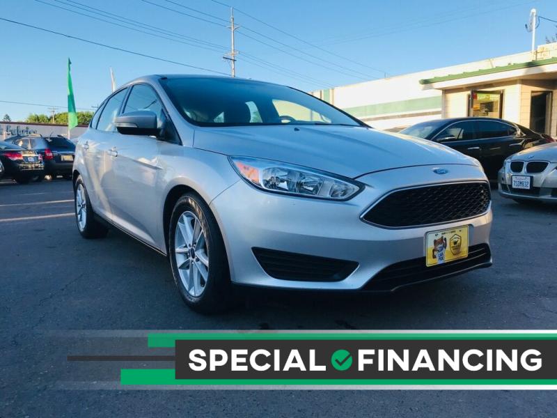 2016 Ford Focus for sale at Salem Auto Market in Salem OR