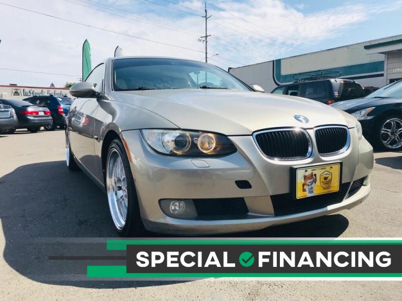 2007 BMW 3 Series for sale at Salem Auto Market in Salem OR