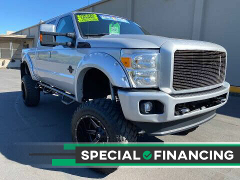 2014 Ford F-350 Super Duty for sale at Salem Auto Market in Salem OR
