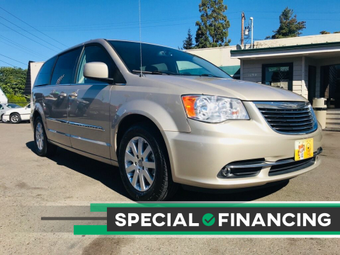 2015 Chrysler Town and Country for sale at Salem Auto Market in Salem OR