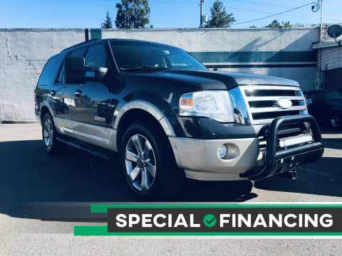 2007 Ford Expedition for sale at Salem Auto Market in Salem OR