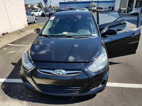 2012 Hyundai Accent for sale in Richmond, VA