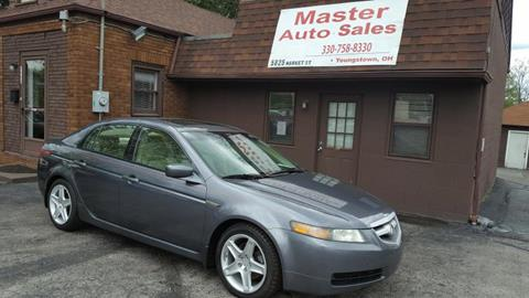 2006 Acura TL for sale in Youngstown, OH