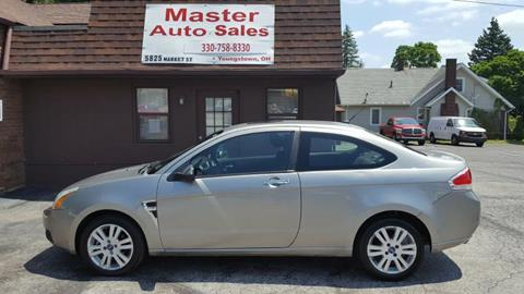 2008 Ford Focus for sale in Youngstown, OH