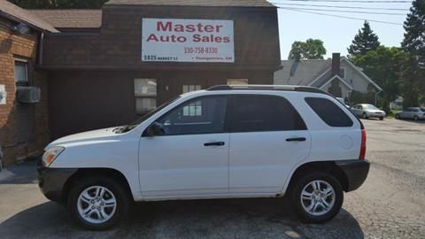 2006 Kia Sportage for sale in Youngstown, OH