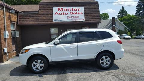 2008 Hyundai Santa Fe for sale in Youngstown, OH