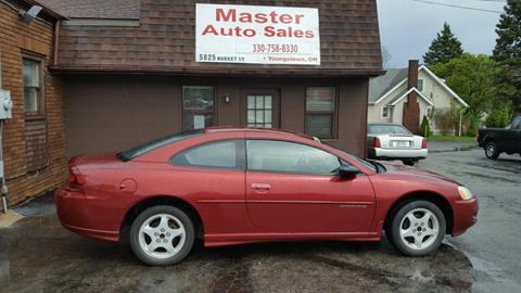 2001 Dodge Stratus for sale in Austintown, OH