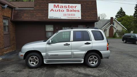 2001 Chevrolet Tracker for sale in Austintown, OH