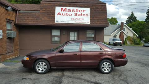 2000 Mazda 626 for sale in Youngstown, OH