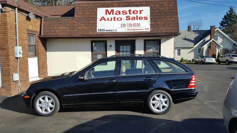 2002 Mercedes Benz C Class For Sale At Master Auto Sales In Youngstown OH