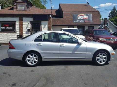 2004 Mercedes-Benz C-Class for sale in Youngstown, OH