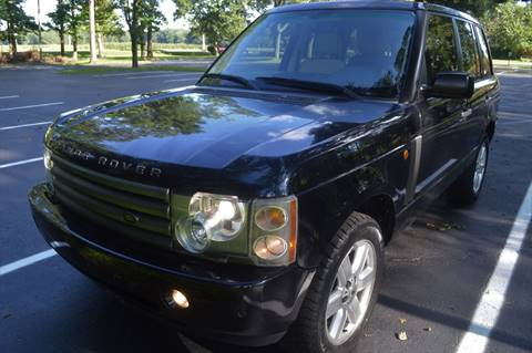 2003 Land Rover Range Rover for sale in Columbus, IN