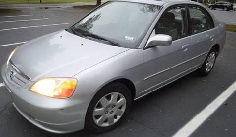 2002 Honda Civic for sale in Columbus, IN
