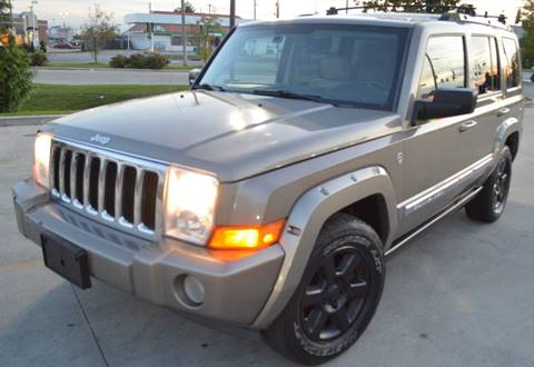 2006 Jeep Commander for sale in Columbus, IN