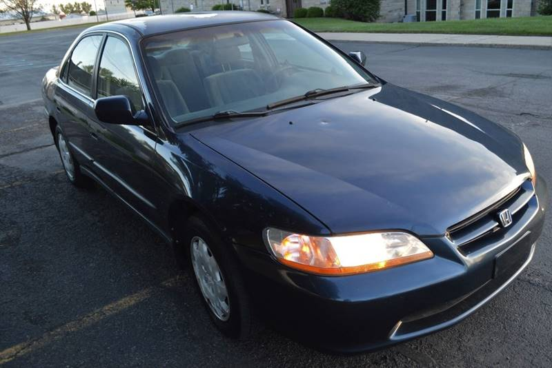 2000 Honda Accord For Sale At D U0026 J AUTO EXCHANGE In Columbus IN
