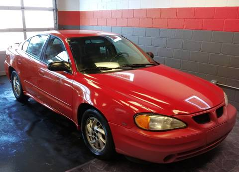 2003 Pontiac Grand Am for sale in Columbus, IN